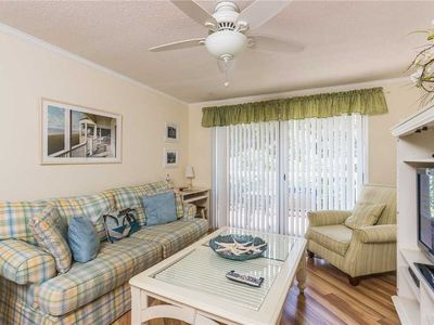 Photo for In the Heart of St. Simons Island Village Area this Condominium Offers a Pool and Tennis!