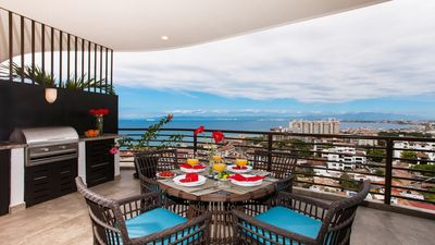 Photo for Stunning Condo w an Incredible Ocean view in Puerto Vallarta 2BR/2BR