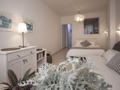 Photo for Sweet apartment 10 meter from Las Canteras Beach