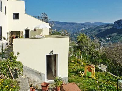 Photo for Vacation home La Casa Gialla  in Finale Ligure SV, Liguria: Riviera Ponente - 4 persons, 1 bedroom