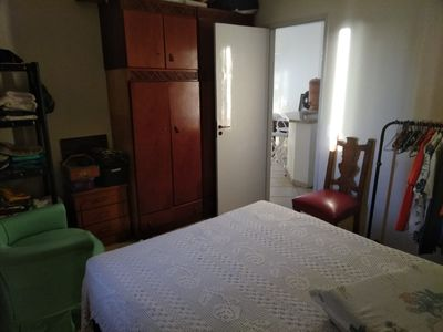 Photo for 1BR Apartment Vacation Rental in Vila Mussolini, SP