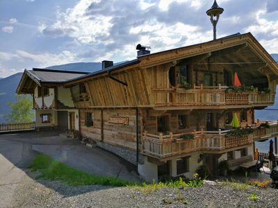 Photo for Apartment / app. for 6 guests with 70m² in Aschau im Zillertal (120130)