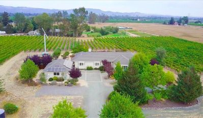 Photo for Large Charming Home Surrounded by a Vineyard