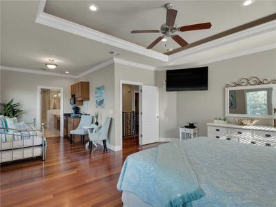 Master Bedroom Kitchenette located in quiet cul-de-sac, minutes - homeaway avalon beach
