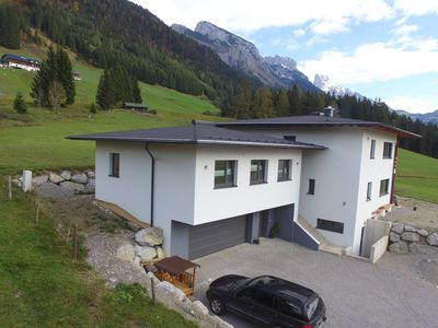 Photo for Perfect apartment in a quiet location, 1000 m above sea level