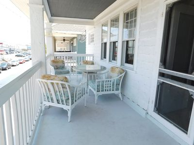 Photo for (#4) 3 Bedroom Unit on the Beach-Block in the HEART of the Boardwalk!