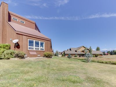 Photo for NEW LISTING! Charming alpine escape close to golf, fishing, skiing