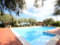 A truly lovely villa with a fabulous host