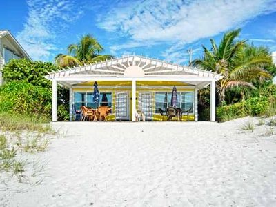 Photo for Gulf front tropical paradise that features 4 Fully Refurnished 1-BR units!
