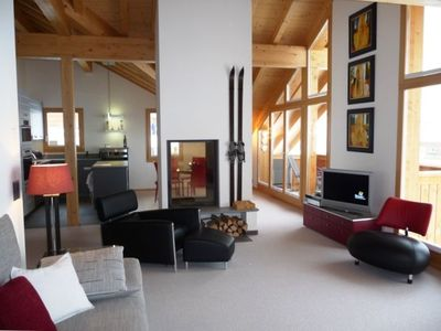 Photo for 3BR Apartment Vacation Rental in Wengen, Canton Berne