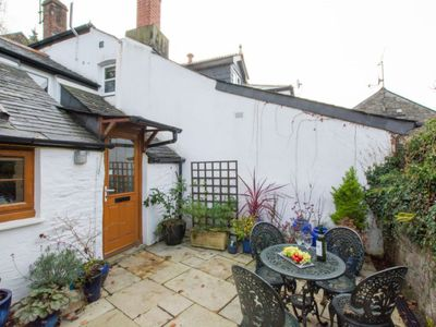 Photo for Vacation home Mote Cottage in Fowey - 4 persons, 2 bedrooms