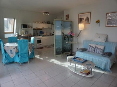 Photo for Apartment Merville-Franceville-Plage, 1 bedroom, 4 persons
