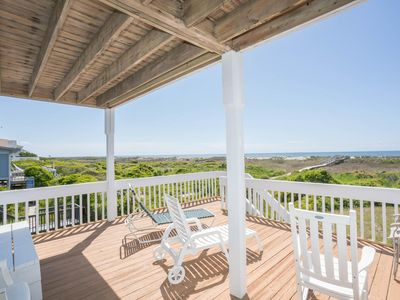 Photo for Pet Friendly 4 Bedroom Home on Sunset Beach