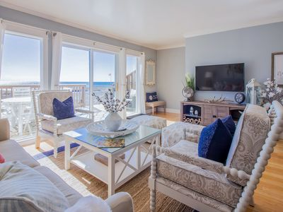 Photo for BEAUTIFULLY Updated, AMAZING Ocean Views, NEW Furniture, 30A - Seagrove Beach