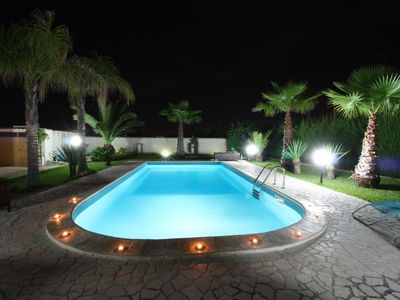 Photo for Private Villa in Apulia for 8 People with Pool