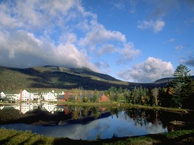 Retreat in the New Hampshire White Mountains