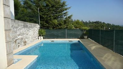 Photo for House with pool in Cabeceiras de Basto near the city center and many tourist attractions
