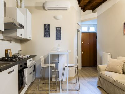 Photo for Via Torricelli - Apartment for 2 people in Milano