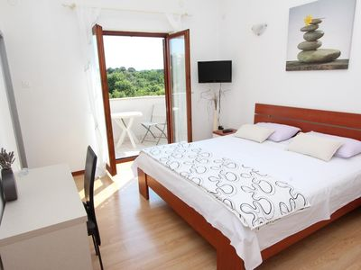 Photo for Rooms Luana / LUANA Double Room with Balcony 2