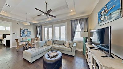 """Photo for """"Hub-A-Hubba"""" at Prominence - Across from The Hub - 2 BR / 2 BA Sleeps 4 - Virtual Tour"""