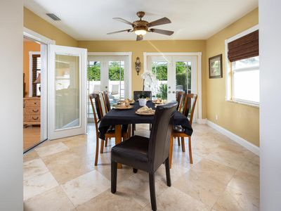 Photo for Enjoy This Beautiful Updated Home W/Heated Pool/Spa Near Vanderbilt Beach