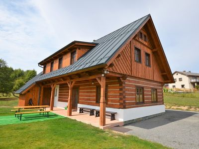 Photo for Spacious cottage with 5 bedrooms, woodburning stove, sauna, ski lift only 3 km