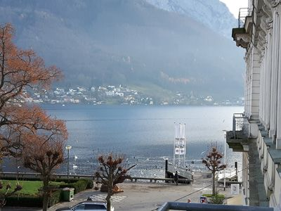 Photo for City apartment on the Traunsee