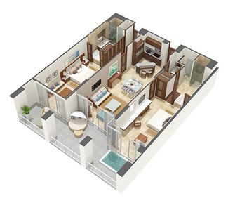 Photo for The Grand Bliss Master Suite - 2 Bedroom