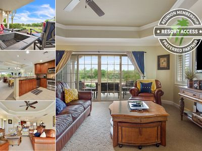 Photo for Scenic Champion | Stunning 3 bedroom 3 bath Reunion Golf View Condo