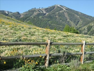 Photo for Perfect Sun Valley House: Walk to SV Lodge & Included Amenities - Amazing Views