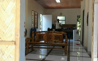 Photo for Daraitan house with 2 bedroom and bathroom good for group of 12 or family