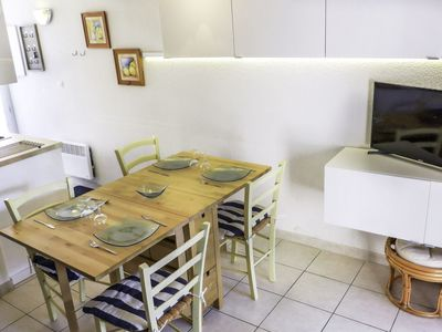 Photo for Vacation home Bora Bora 2 in Gruissan - 4 persons, 2 bedrooms