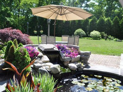 Photo for Nature Lover's Paradise: .5-1mile to beaches, nature walks, golf, museums, couples 2BR retreat