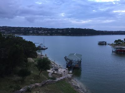 Photo for Luxury Lake Travis Waterfront Executive Estate With Private Dock & Awesome Views