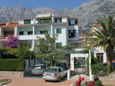 Photo for Apartment in Makarska (Makarska), capacity 2+3