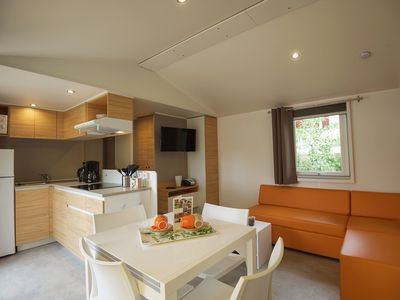 Photo for mobile home in the holiday park Landal Warsberg -