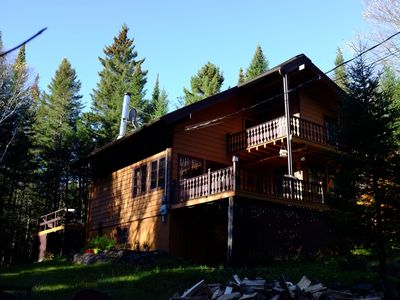 Photo for Coup de Foudre - The holiday nest you dream of!  (Private/Spa 4 Seasons/Fireplace)