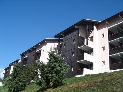 Photo for Apartment 781 m from the center of Mont-de-Lans with Parking, Balcony (111031)