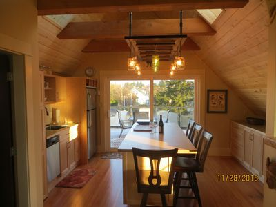 Photo for Bright and newly renovated loft in Cook Street Village, minutes from the ocean!