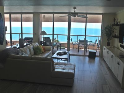Photo for Gulf Coast Beachfront 3-bedroom Penthouse