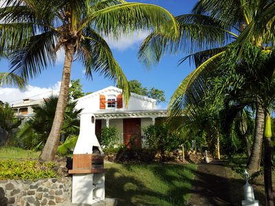 Photo for 1BR Bungalow Vacation Rental in Bouillante, gaudeloupe