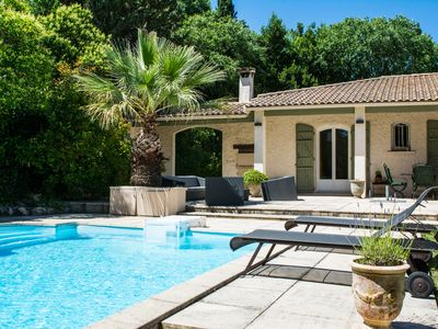 Photo for FAMILY HOME WITH POOL IN MONTPELLIER