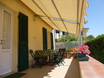 Photo for Holiday house - Apartment in villa with garden