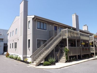 Photo for Cute 2nd floor corner condo with 3 BDRMS and 2 BATHS is the perfect spot for summer fun.
