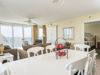 Photo for Crescent Shores N. -  501 This spacious corner condo is your beach vacation answer.
