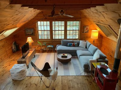 """Photo for The """"Little House,"""" Loft at the Foot of the Farm"""
