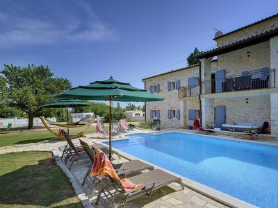 Photo for Holiday house Filipana for 1 - 10 persons with 4 bedrooms - Villa