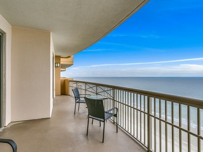 Photo for **Beautiful 2 Bed/3Bath** 23rd Floor, Ocean Front Margate Tower in North Myrtle