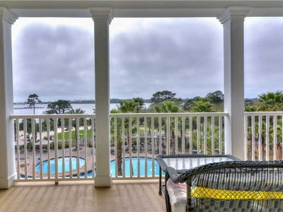 Photo for Gorgeous One Bedroom Condo with Beautiful Views of St. Andrew's Bay!
