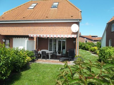 Photo for The house is just 200 meters from the beach on the dike